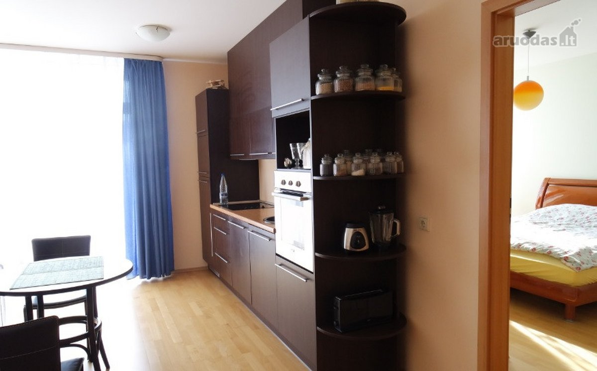 Vilnius, Visoriai, Fizikų g., 2 kambarių butas