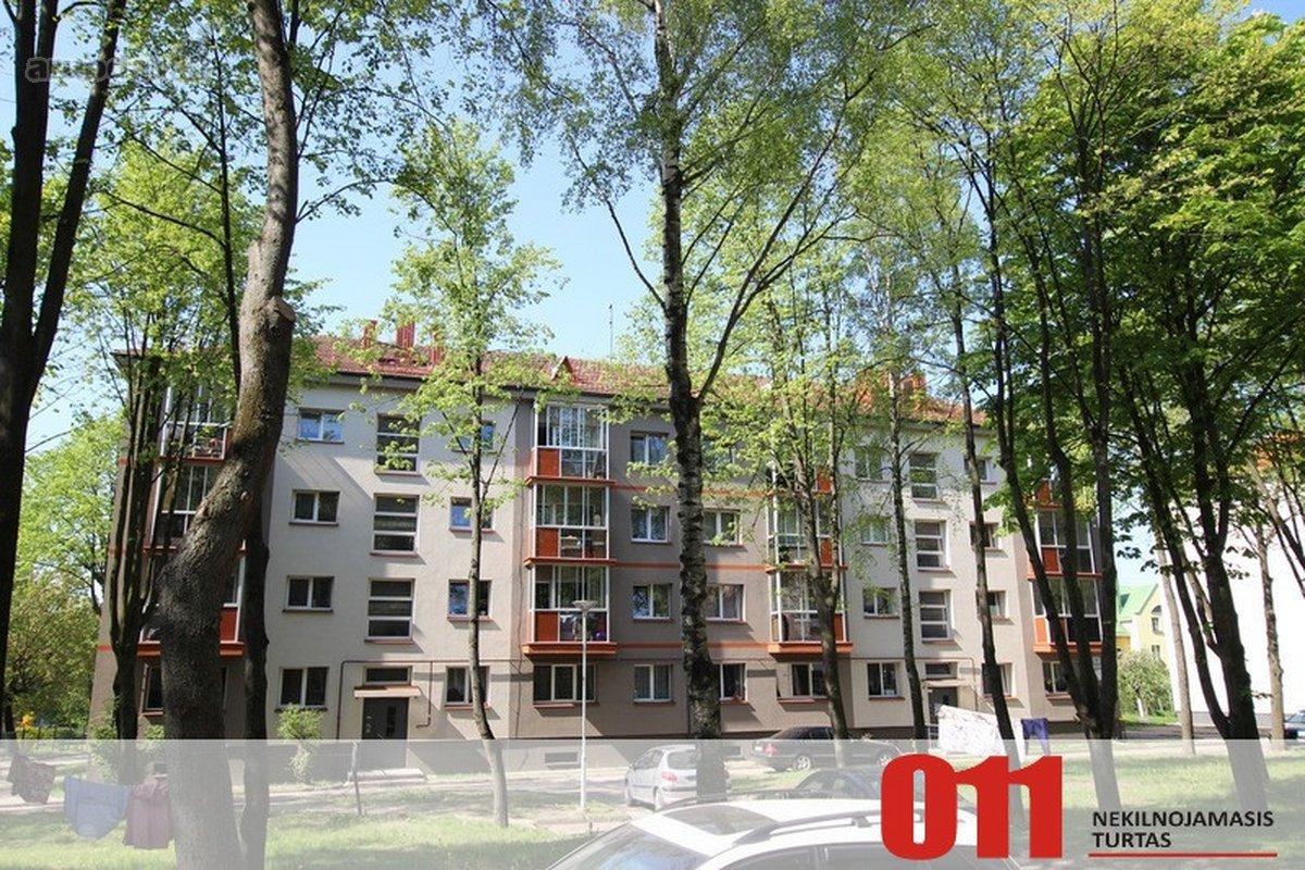 Klaipėda, Sportininkai, Sportininkų g., 2 kambarių butas