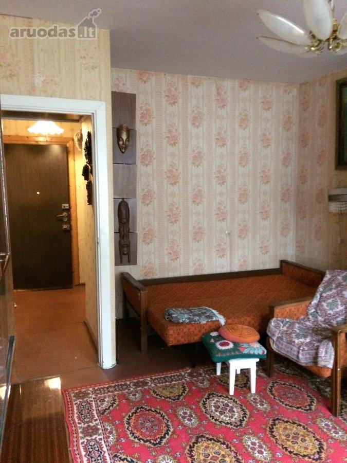 Vilnius, Pašilaičiai, Gabijos g., 2 kambarių butas