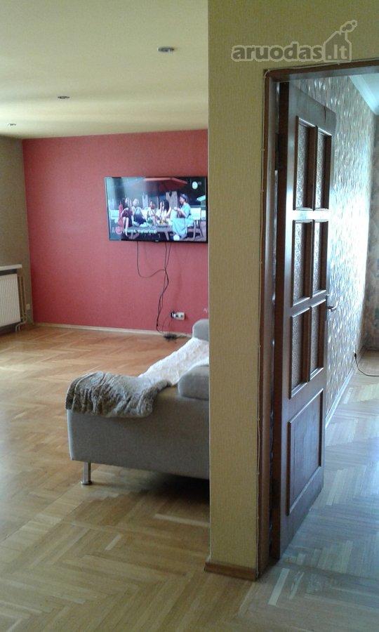 Kaunas, Žaliakalnis, Pašilės g., 3 kambarių butas