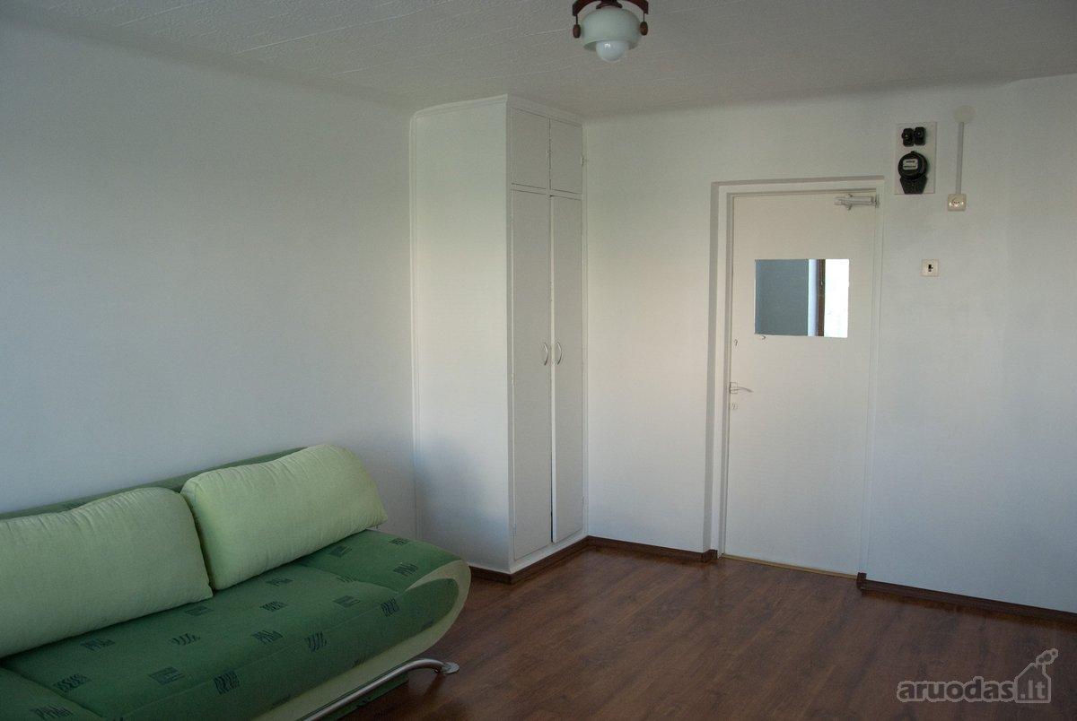 Šiauliai, Gubernija, J. Basanavičiaus g., 1 room flat