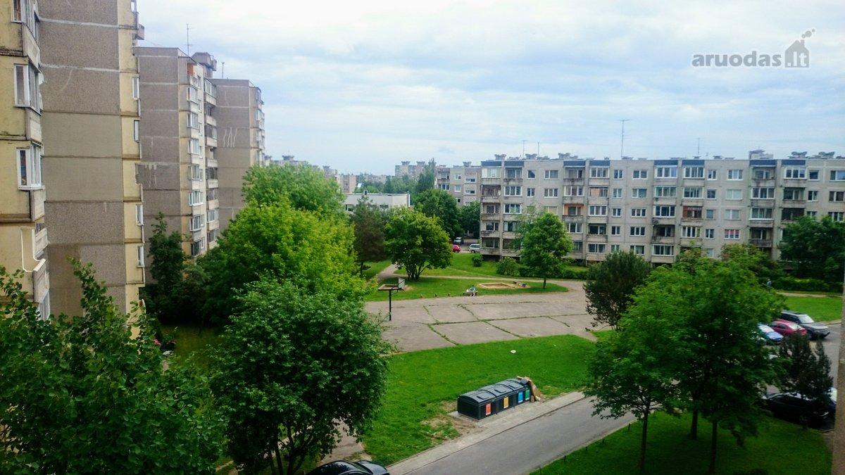 Kaunas, Šilainiai, Šarkuvos g., 1 kambario butas