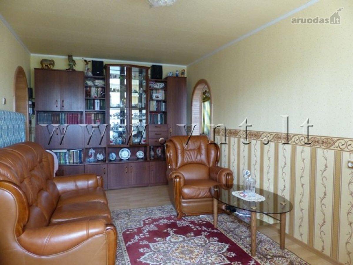 Klaipėda, Naujakiemis, Naujakiemio g., 3 kambarių butas