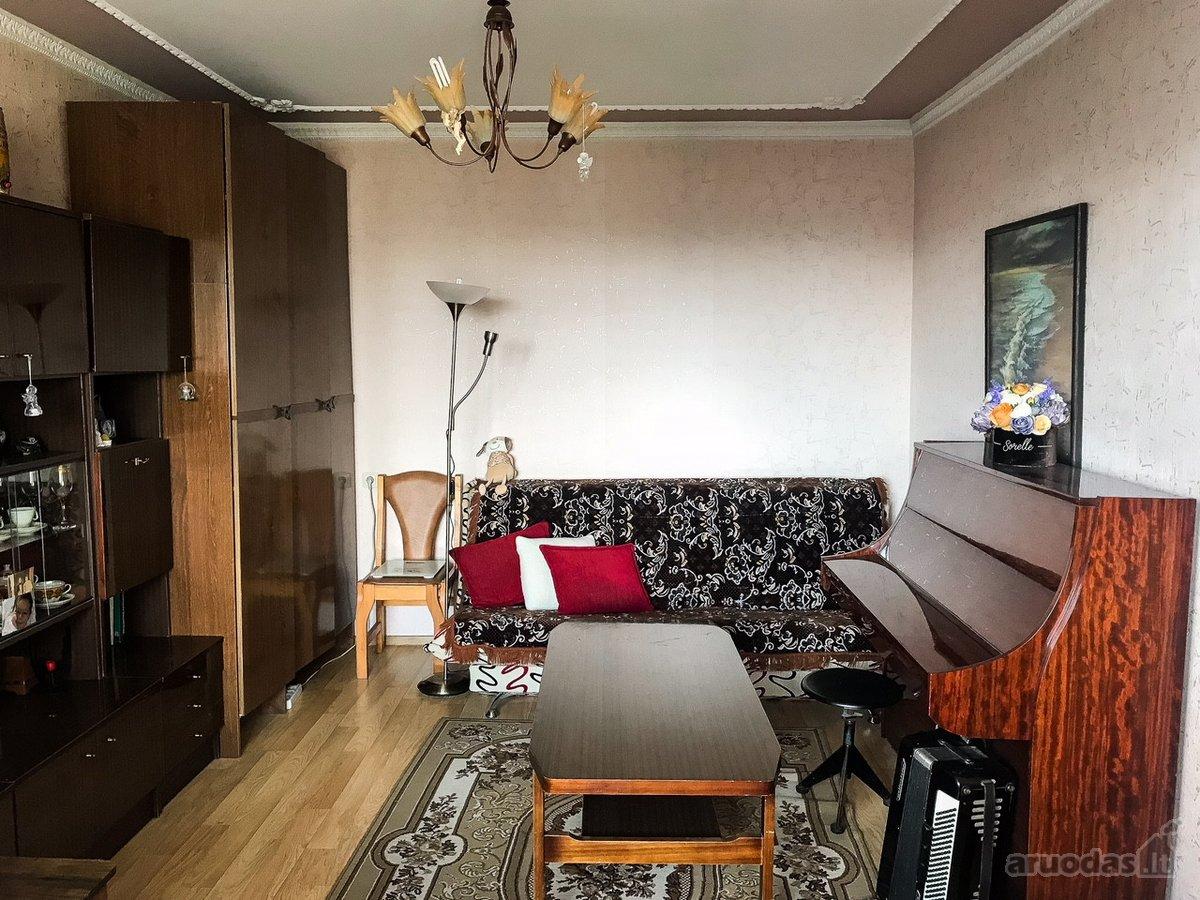 Kaunas, Eiguliai, Sukilėlių pr., 2 kambarių butas