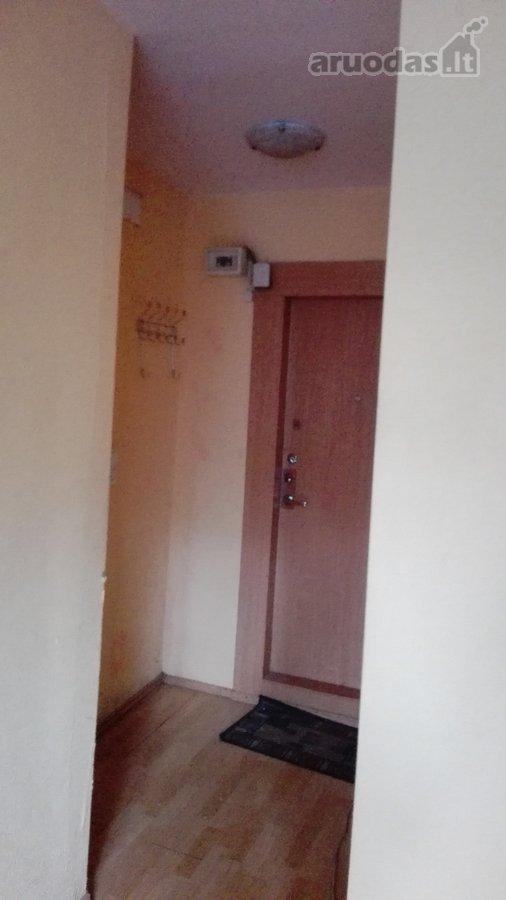 Vilnius, Žirmūnai, Apkasų g., 1 kambario butas