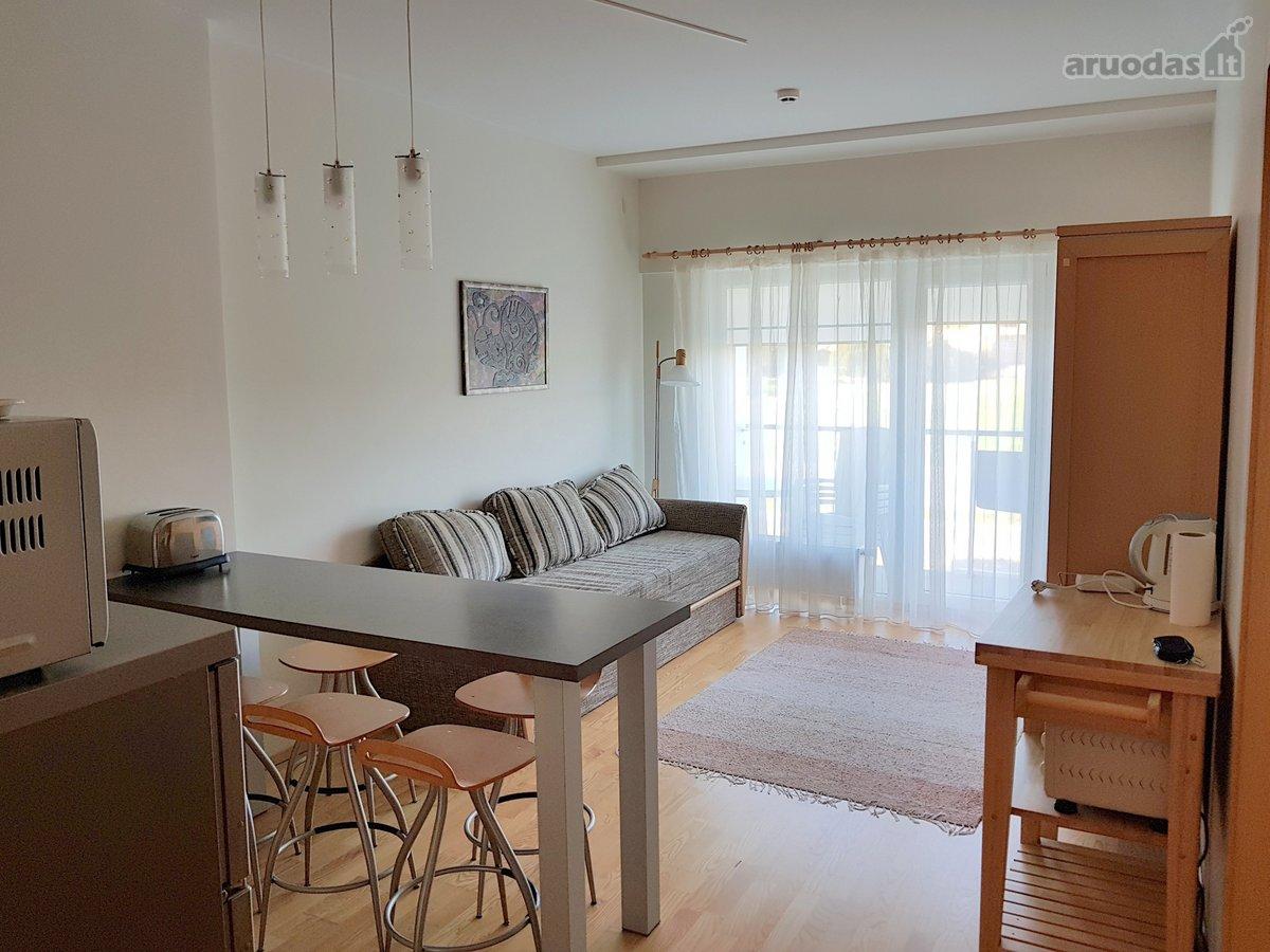 Palanga, Vanagupės g., 2 kambarių butas