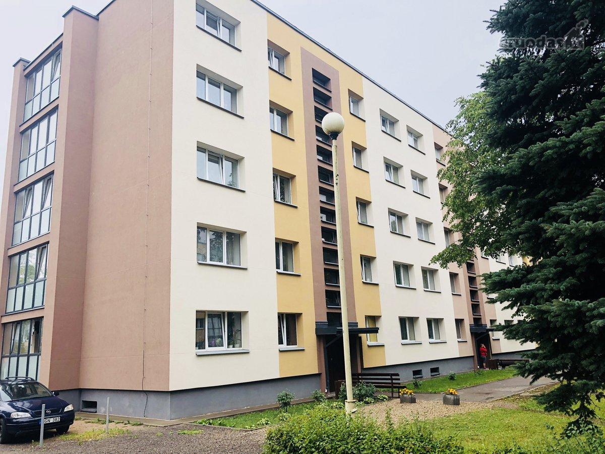 Rokiškio m., Taikos g., 2 kambarių butas