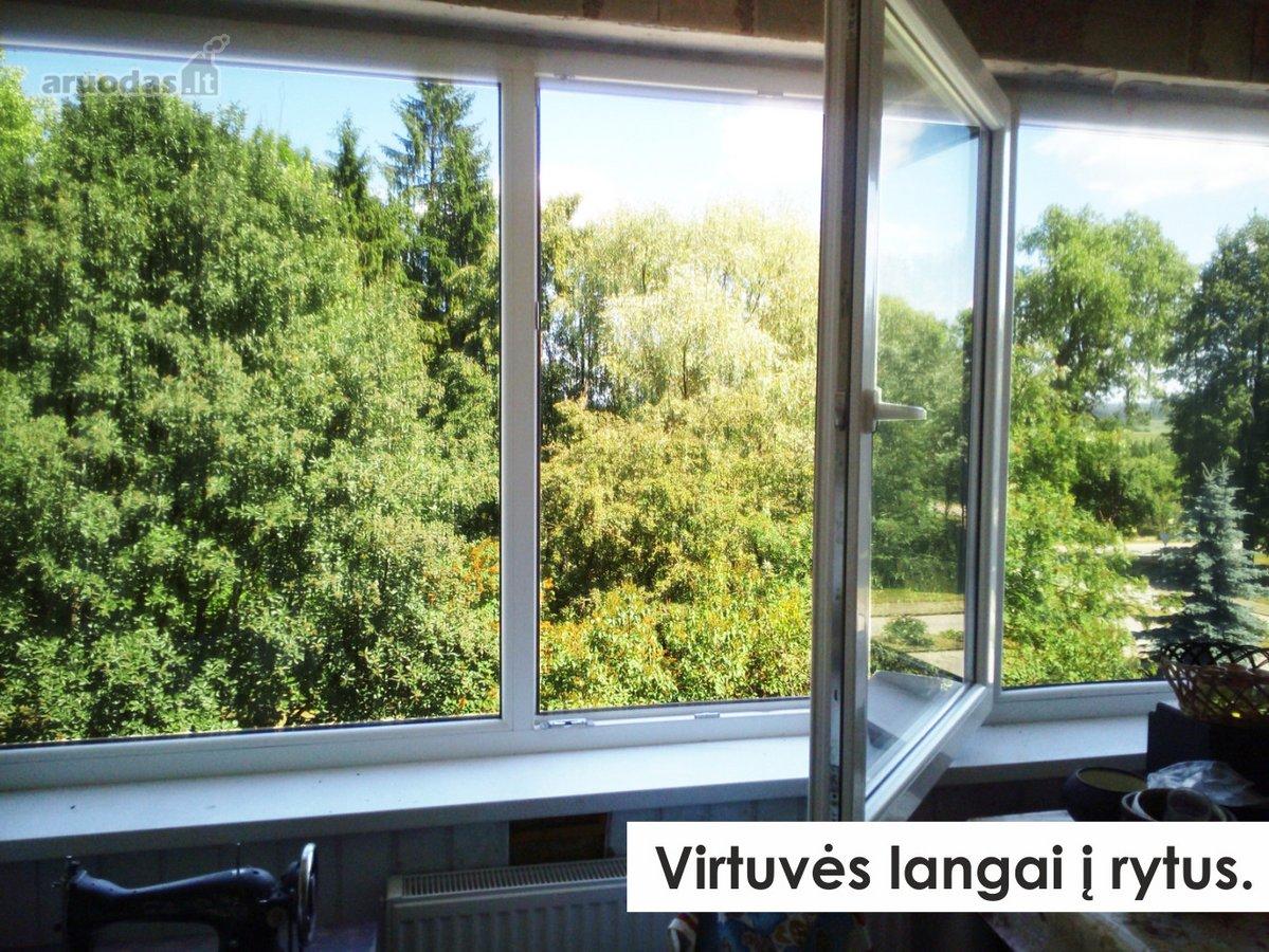 Ukmergės r. sav., Dainavos k., Kalvelių g., 3 kambarių butas