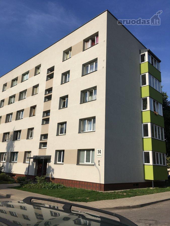 Utenos m., Vyturių, Vaižganto g., 2 kambarių butas