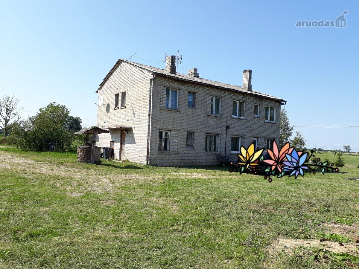 Kretingos r. sav., Skaudalių k., Aniceto Puškoriaus g., 2 kambarių butas