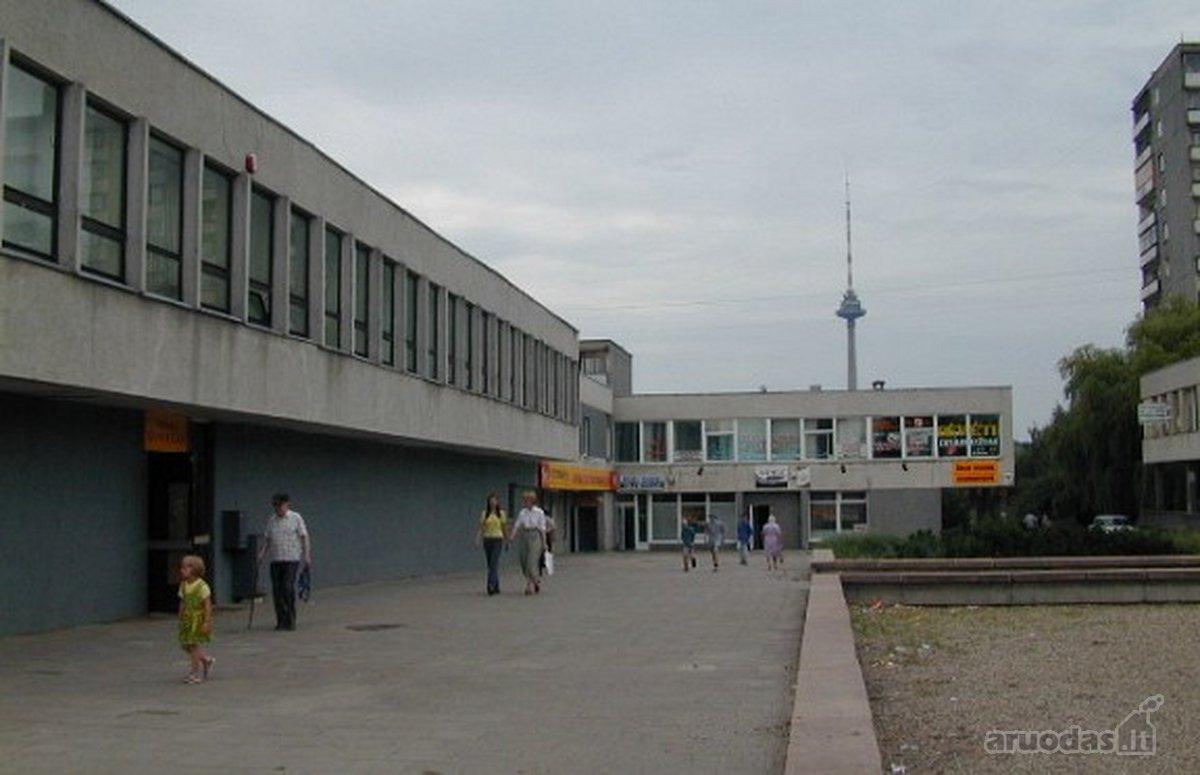 Vilnius, Lazdynai, Architektų g., paslaugų paskirties patalpos