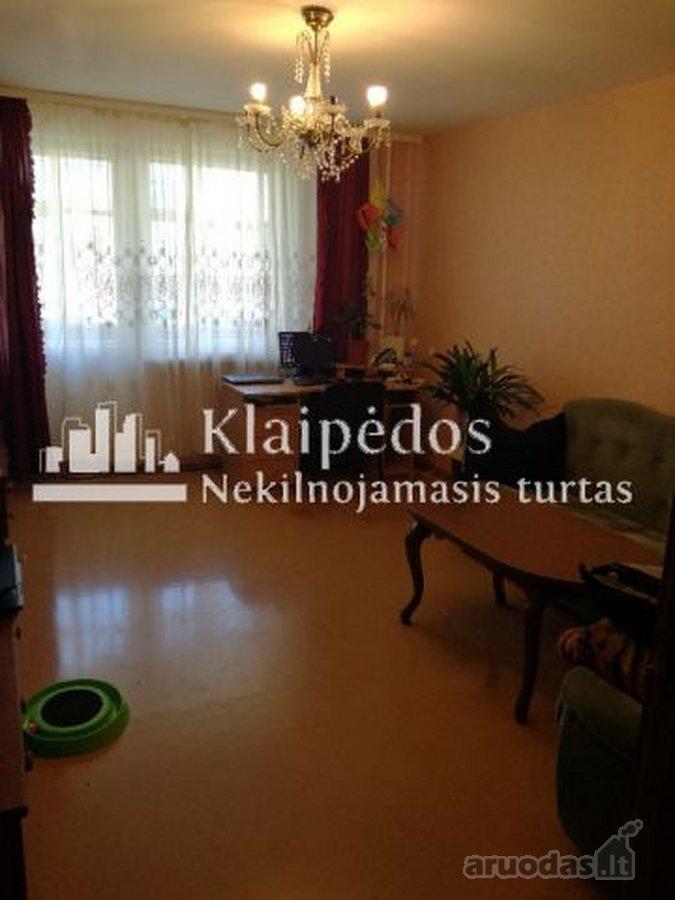 Klaipėda, Žvejybos uostas, Kalnupės g., 3 kambarių butas