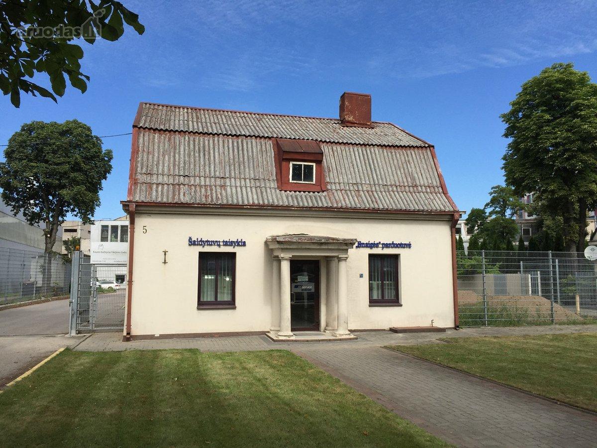 Kaunas, Centras, M. K. Čiurlionio g., biuro, prekybinės, paslaugų, kita paskirties patalpos nuomai