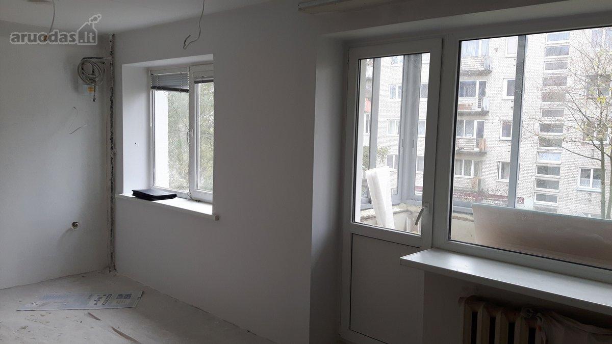 Vilnius, Naujininkai, Dzūkų g., 2 rooms flat