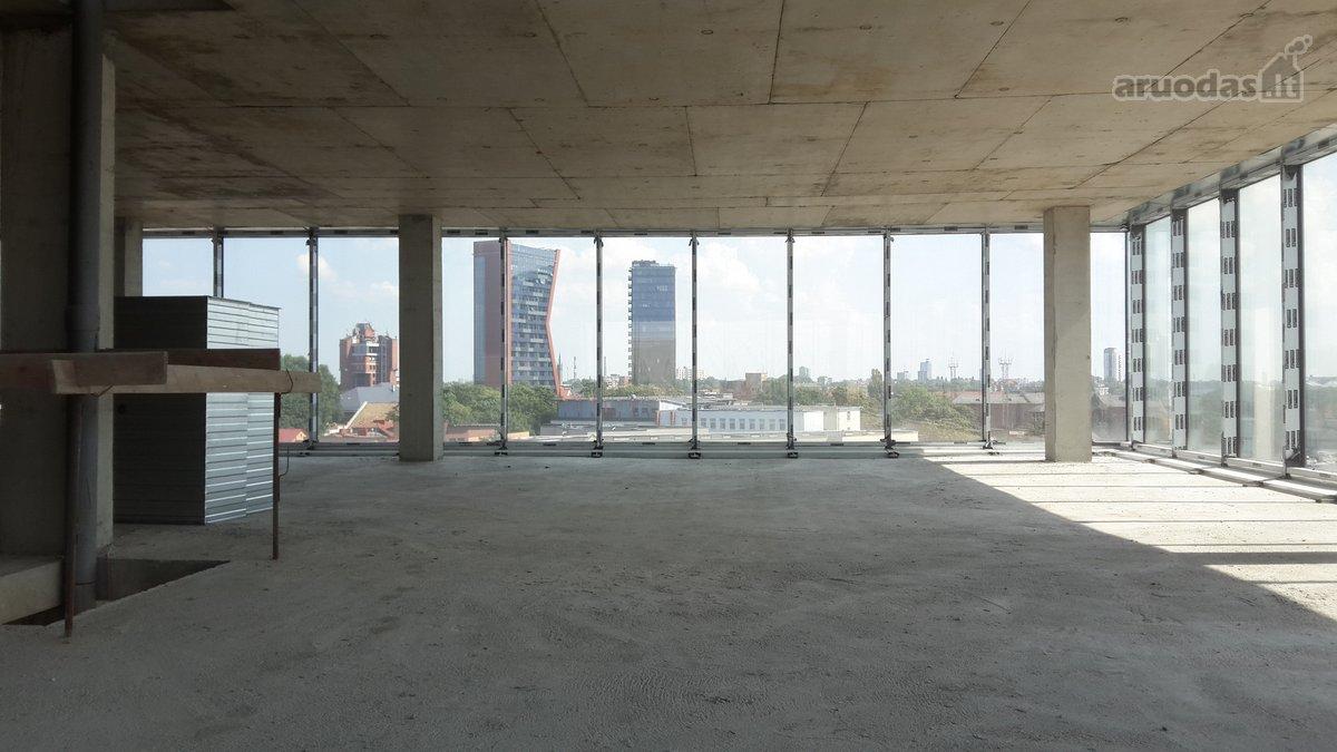 Klaipėda, Centras, Naujoji Uosto g., biuro, prekybinės, paslaugų, kita paskirties patalpos