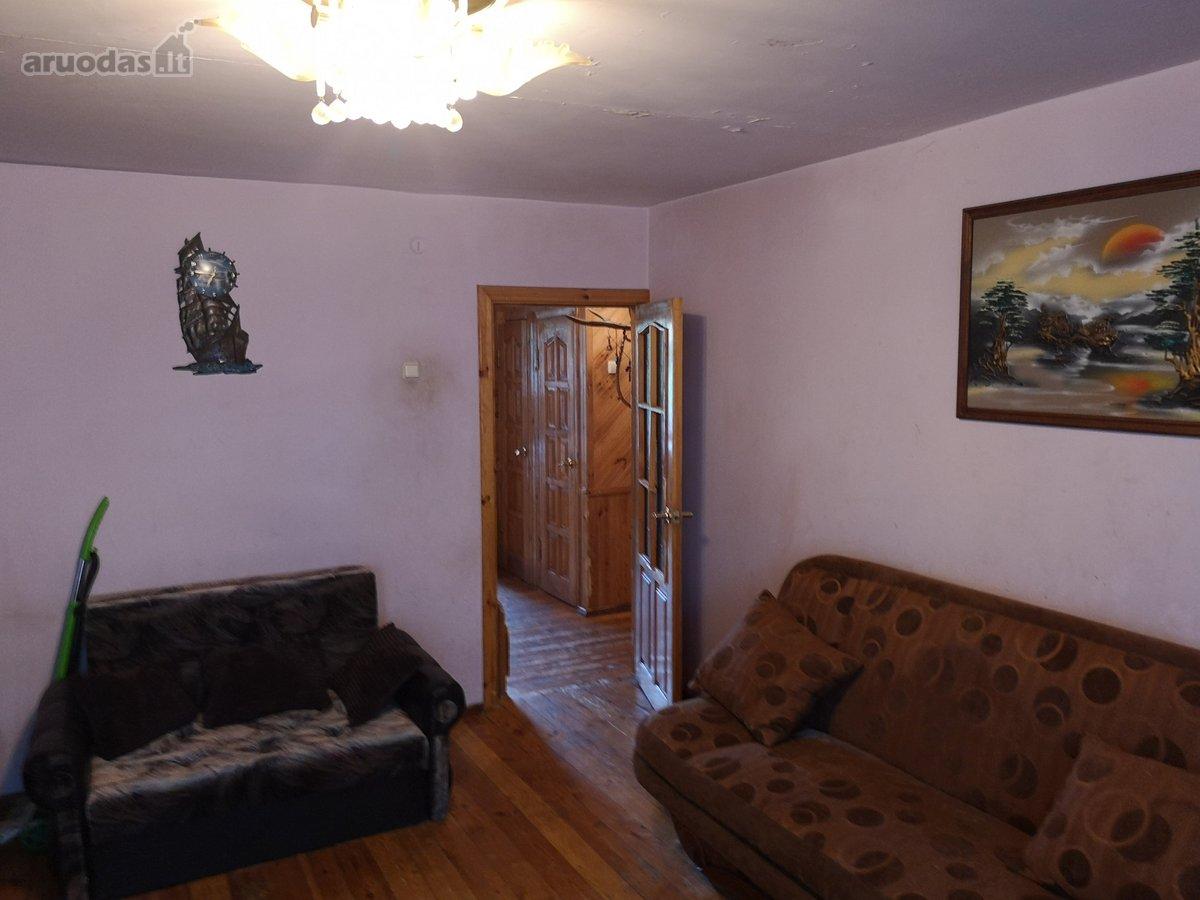 Varėnos m., Savanorių g., 2 kambarių butas