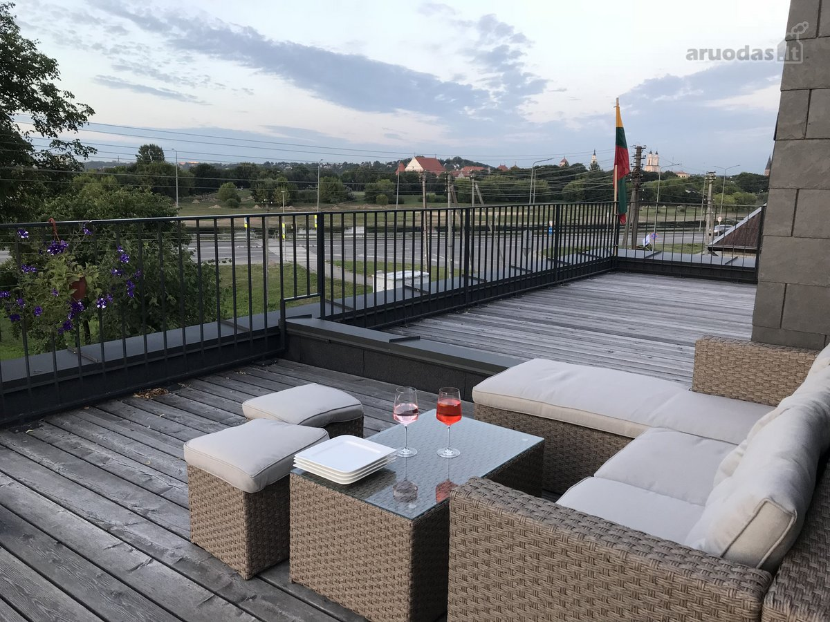 Kaunas, Aleksotas, Marvelės g., 5 kambarių butas