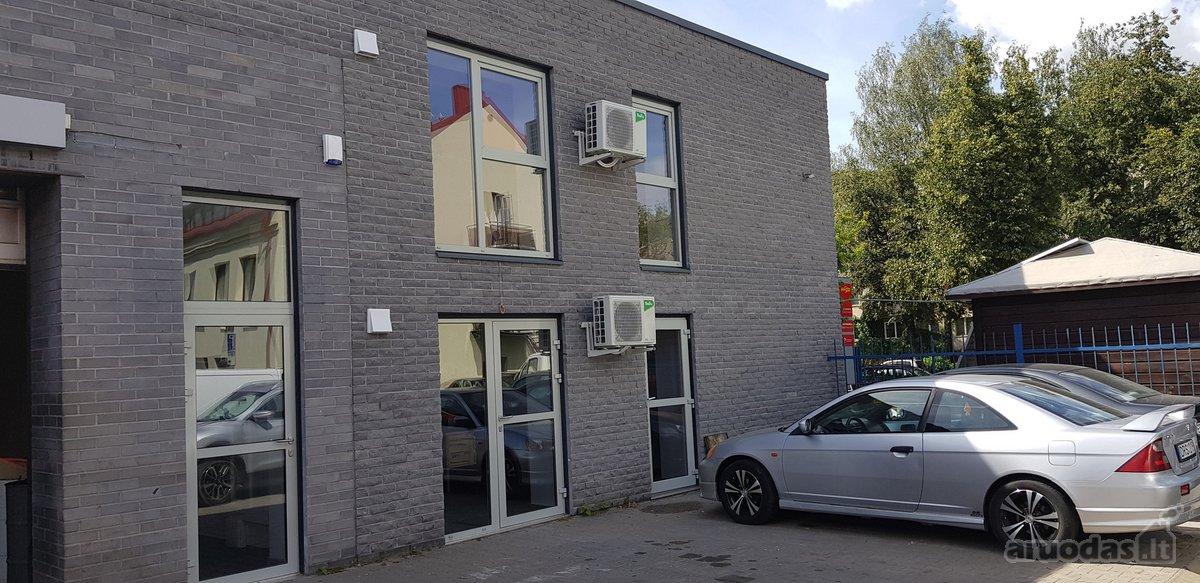 Vilnius, Naujamiestis, Kauno g., office, trade, services, warehousing, other purpose premises for rent