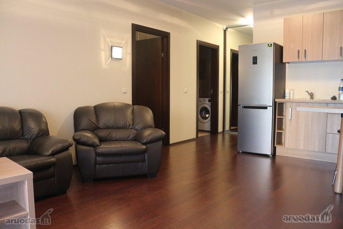 Kaunas, Žaliakalnis, Dzūkų g., 2 kambarių buto nuoma