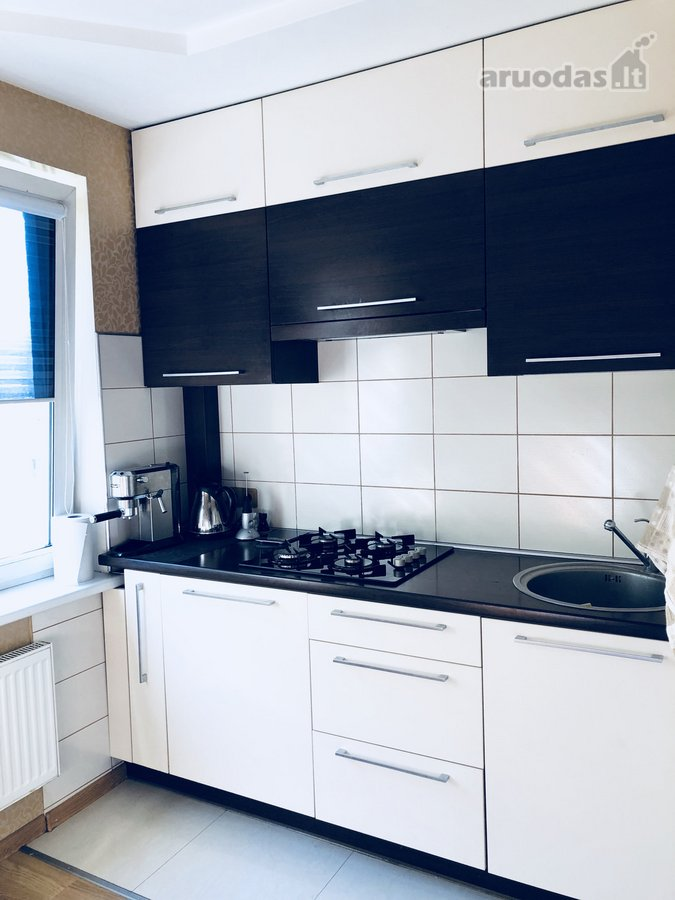 Vilnius, Žirmūnai, Tuskulėnų g., 1 kambario buto nuoma
