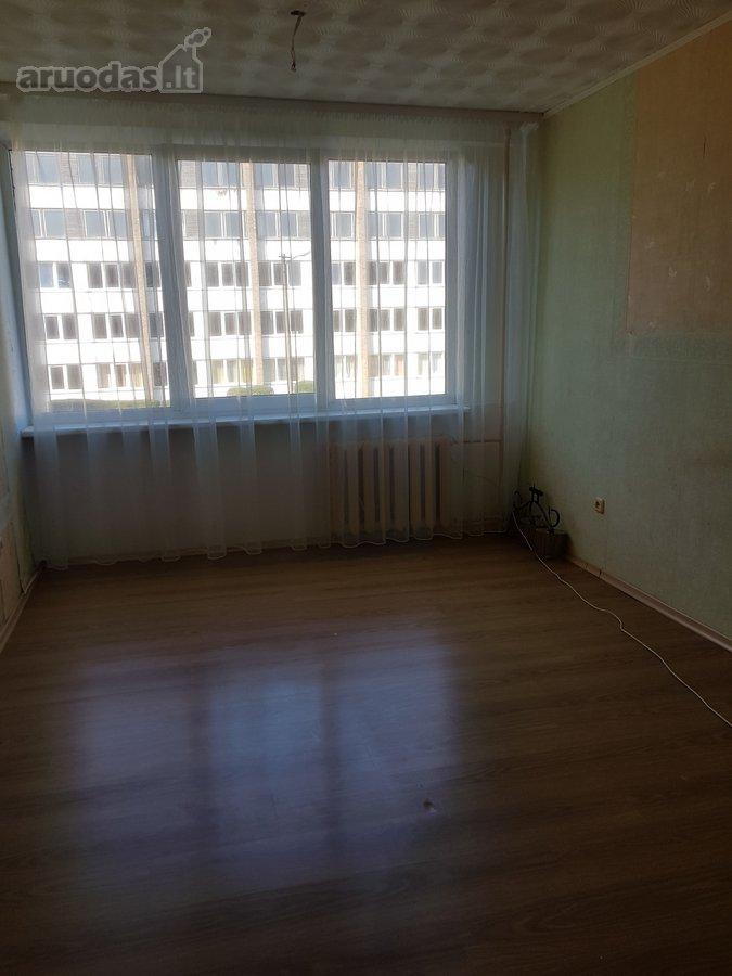Kretingos r. sav., Kretingsodžio k., Sodžiaus g., 2 kambarių butas