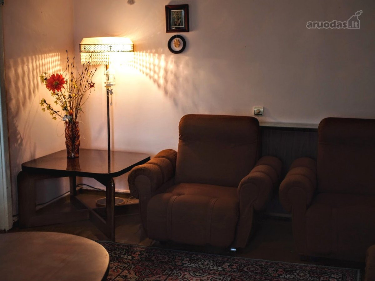 Panevėžys, Centras, Vilniaus g., 2 kambarių butas