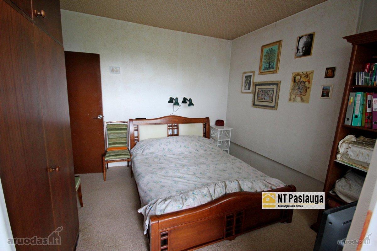 Kaunas, Eiguliai, P. Plechavičiaus g., 2 kambarių butas