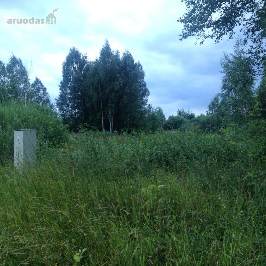Vilniaus r. sav., Gailašių k., namų valdos, kitos paskirties sklypas