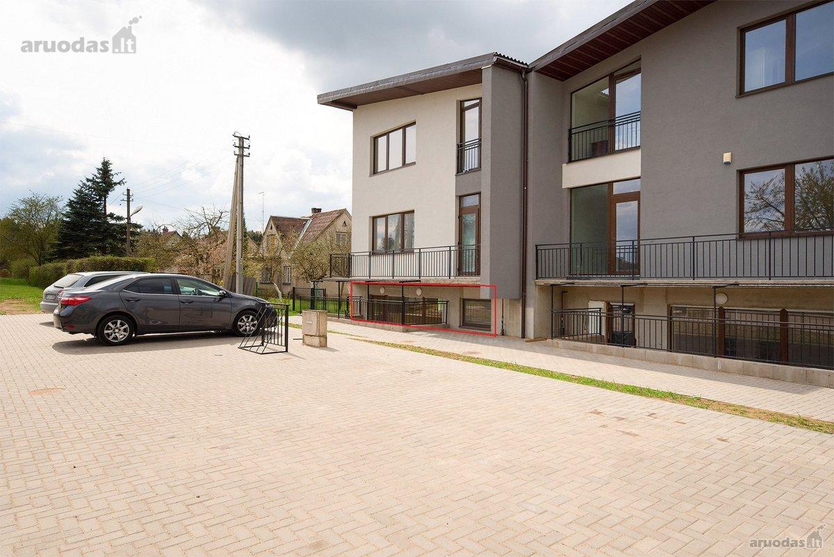 Vilniaus r. sav., Riešės k., Miško g., biuro, prekybinės, paslaugų paskirties patalpos