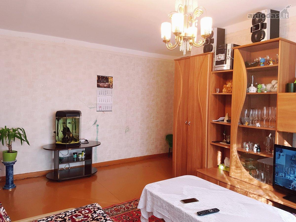 Kauno r. sav., Babtų mstl., Kauno g., 2 kambarių butas