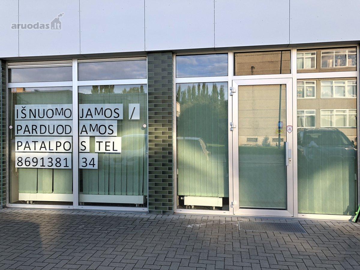 Kaunas, Dainava, V. Krėvės pr., biuro, prekybinės, paslaugų, kita paskirties patalpos