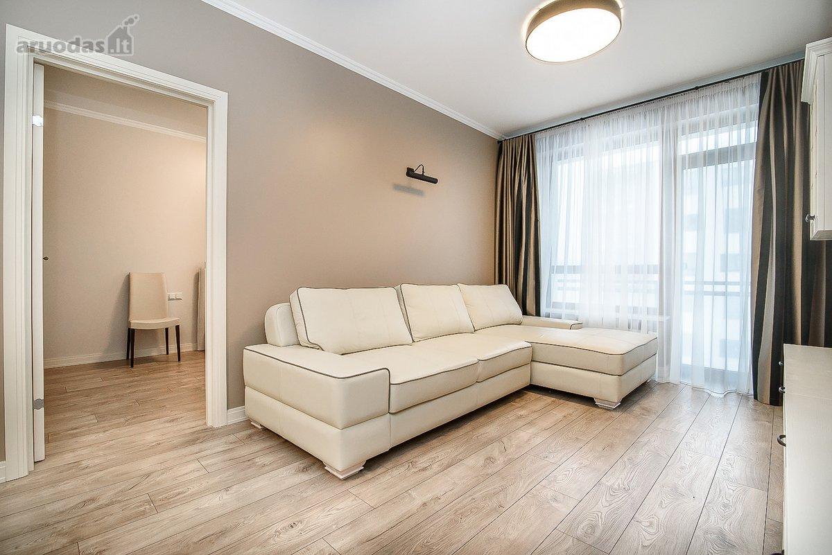 Vilnius, Žvėrynas, Pieninės g., 3 kambarių butas