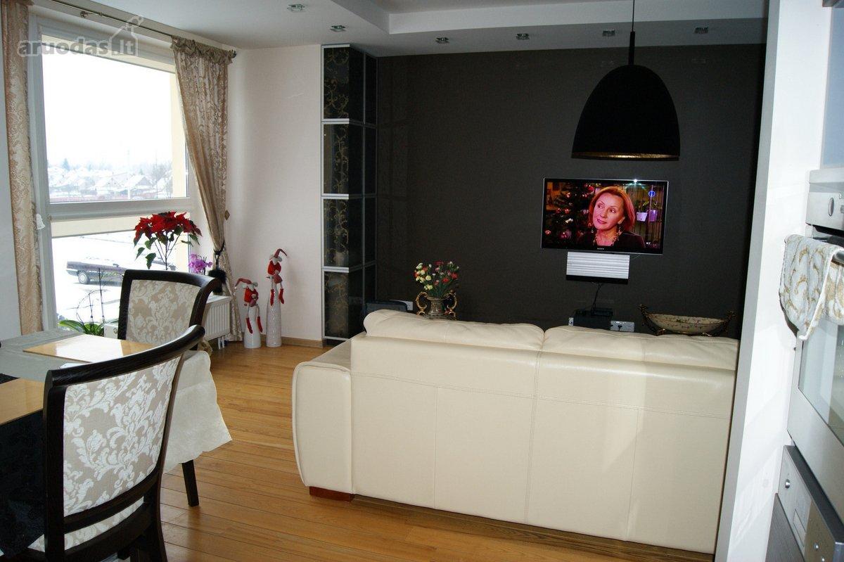 Šiaulių r. sav., Ginkūnų k., Žeimių g., 2 kambarių butas