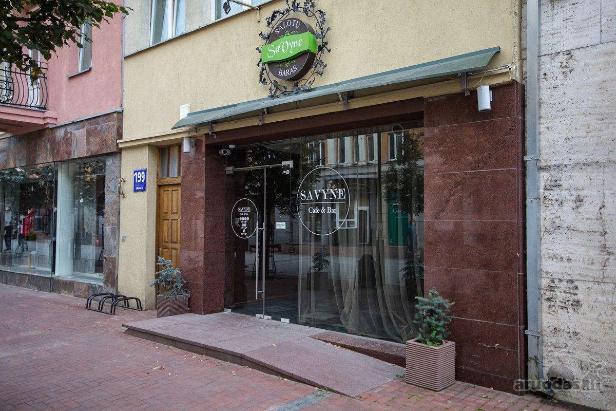 Šiauliai, Centras, Vilniaus g., biuro, prekybinės, paslaugų, maitinimo, kita paskirties patalpos