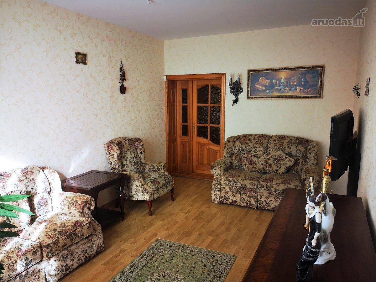 Klaipėda, Centras, Danės g., 2 kambarių butas