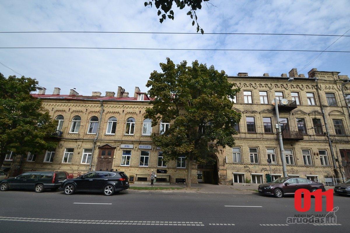 Vilnius, Naujamiestis, J. Basanavičiaus g., maitinimo, kita paskirties patalpos
