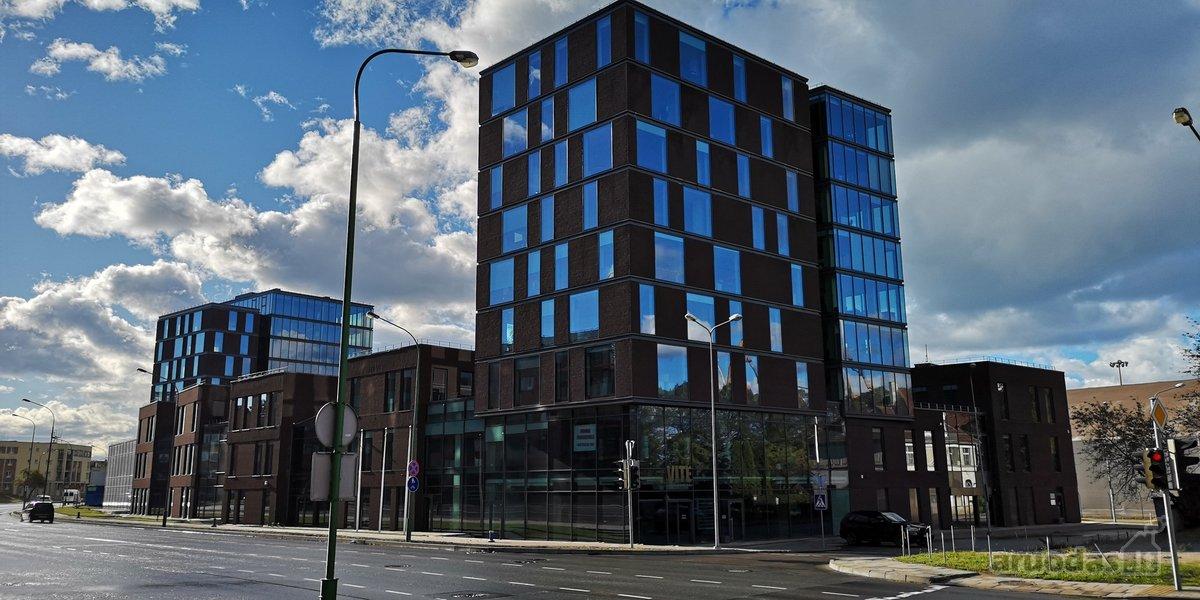 Klaipėda, Centras, Naujoji Uosto g., biuro paskirties patalpos