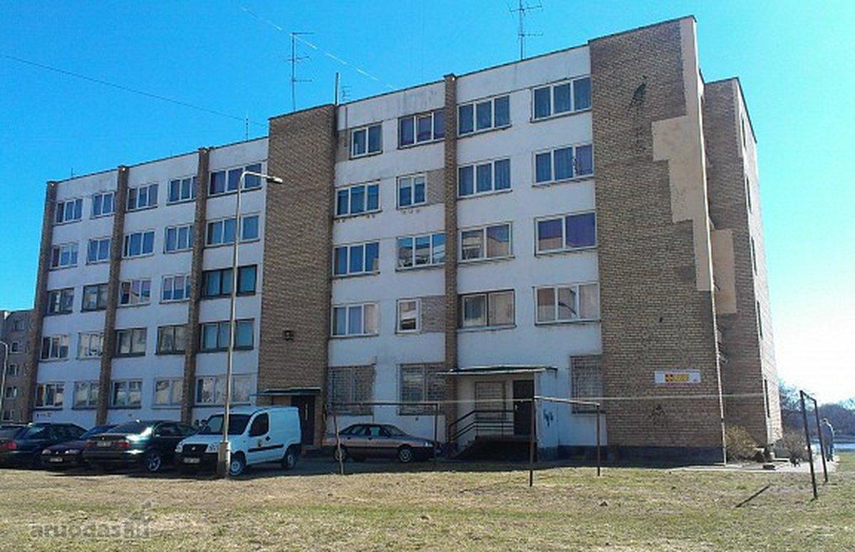 Kėdainių m., Sodų g., 2 kambarių butas