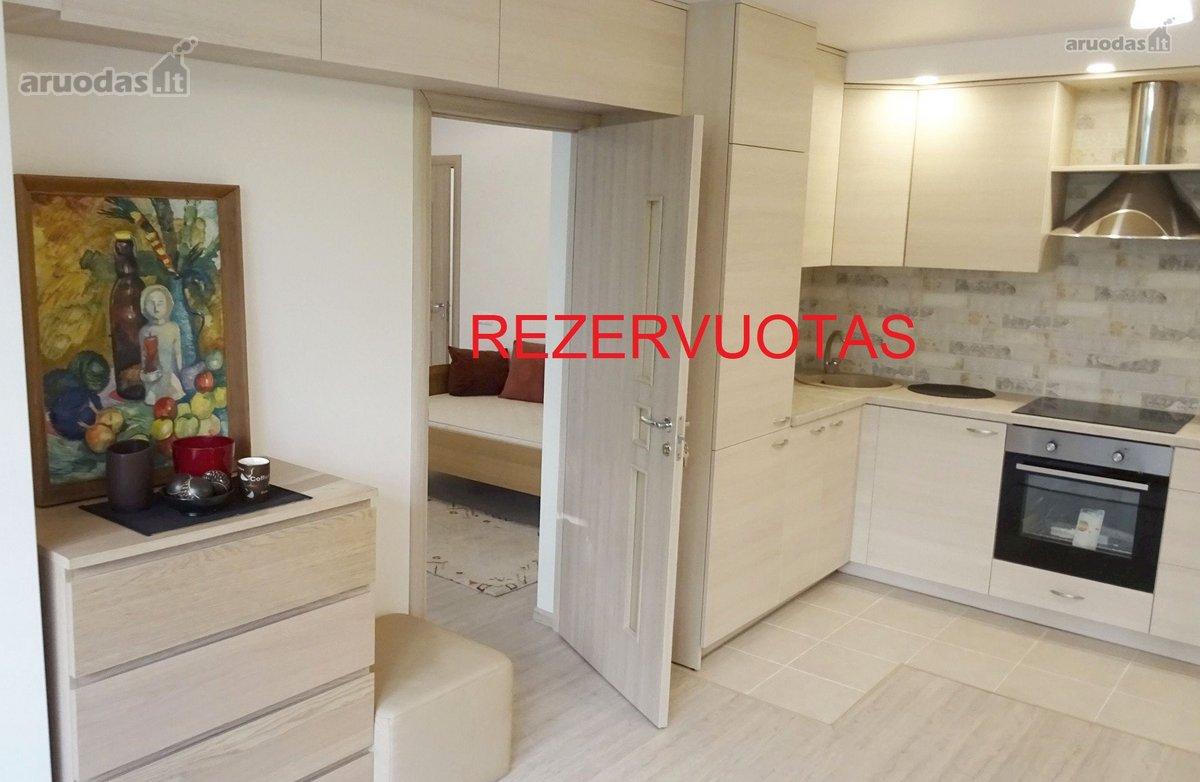 Vilnius, Fabijoniškės, S. Stanevičiaus g., 2 kambarių butas