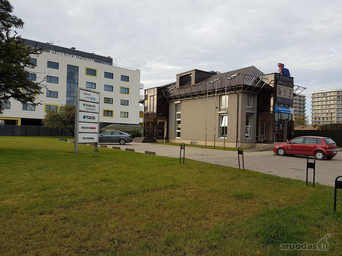 Vilnius, Šnipiškės, Žalgirio g., office, trade, services, warehousing purpose premises