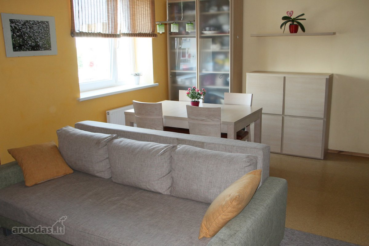 Vilnius, Pašilaičiai, Jurgio Baltrušaičio g., 2 kambarių buto nuoma