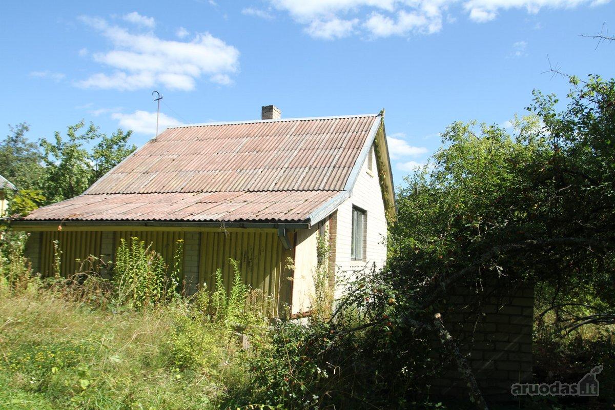 Vilniaus r. sav., Skirgiškių k., mūrinis sodo namas