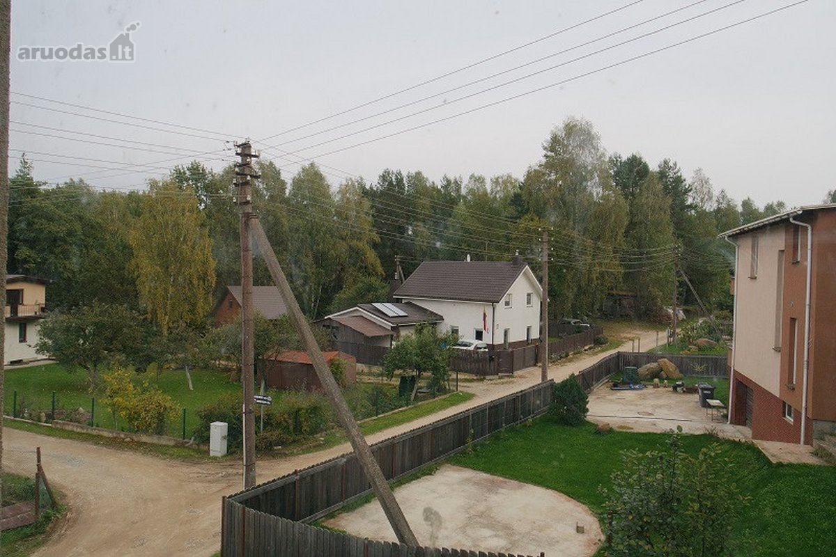 Vilnius, Bajorai, mūrinis namas