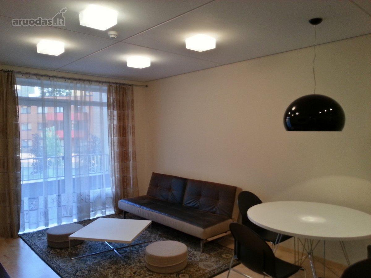 Kaunas, Žaliakalnis, Aušros g., 2 kambarių buto nuoma