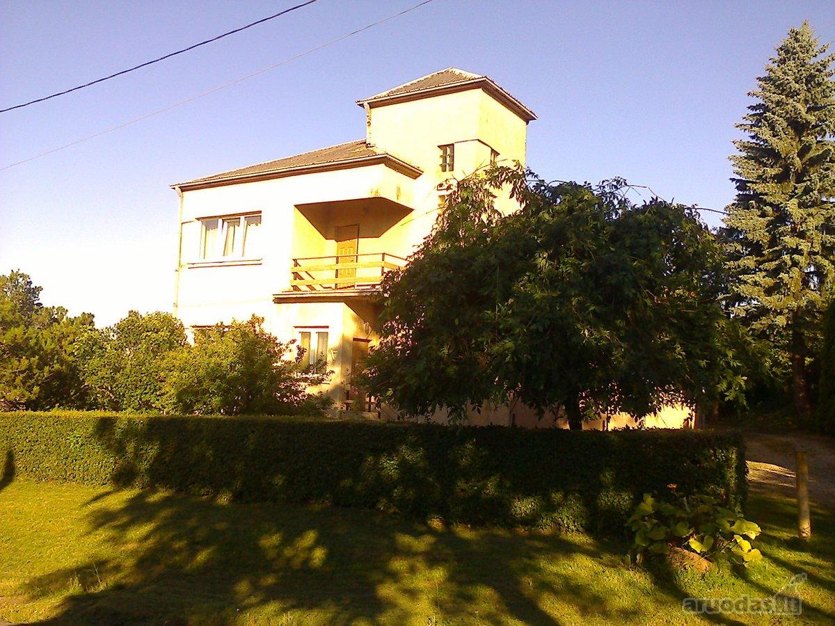 Kauno r. sav., Vilkijos m., Marmos g., mūrinis namas