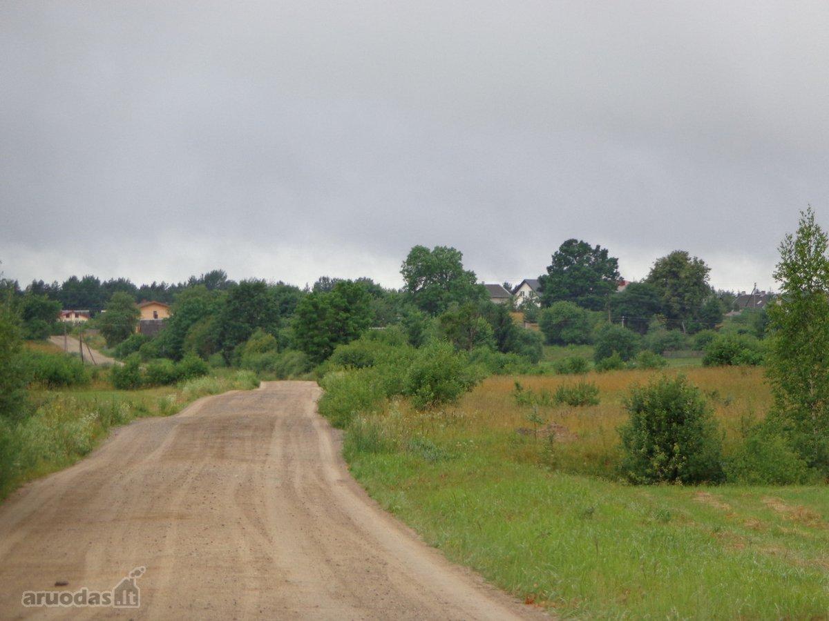 Vilniaus r. sav., Blūdikalnio vs., žemės ūkio paskirties sklypas