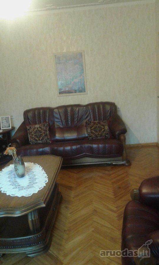 Kaunas, Eiguliai, Ašigalio g., 3 kambarių buto nuoma