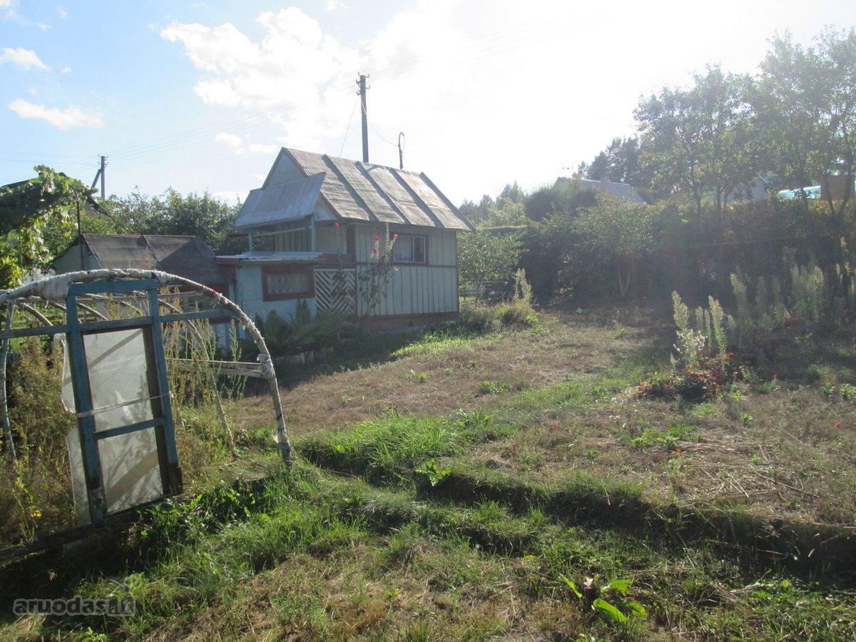 Elektrėnų sav., Girnakalių k., Geibonių g., medinis sodo namas