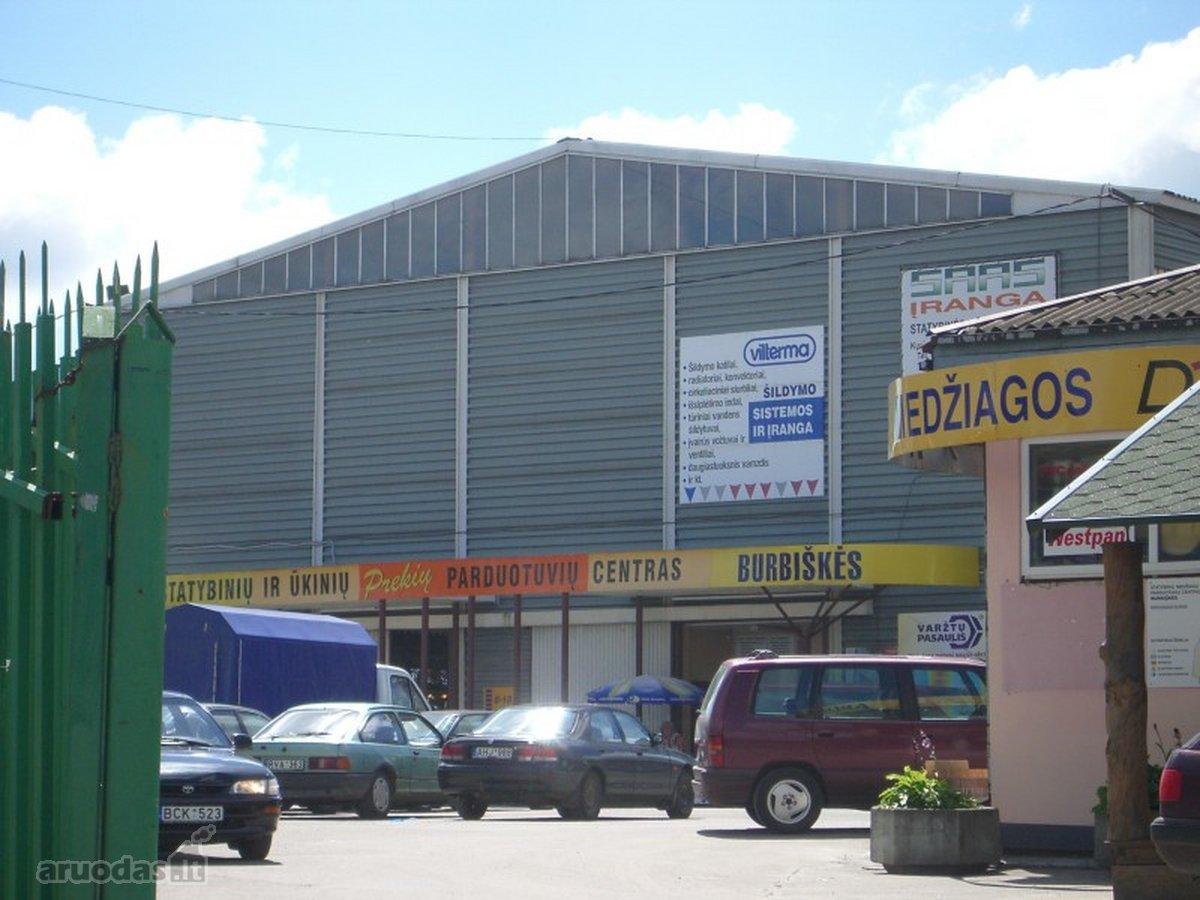 Vilnius, Naujamiestis, Kuršių g., prekybinės, paslaugų, sandėliavimo, gamybinės, kita paskirties patalpos nuomai
