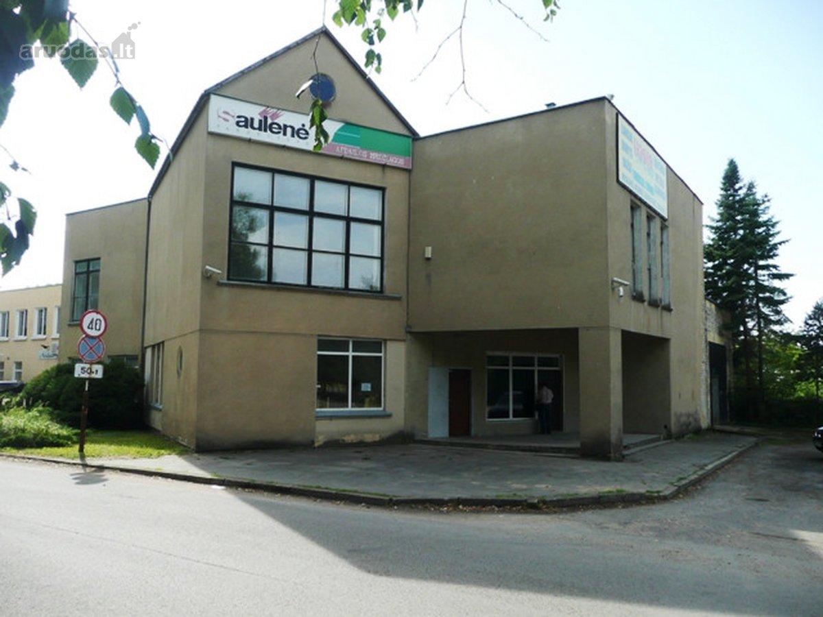 Mažeikių m., Melioratorių g., biuro, prekybinės paskirties patalpos nuomai